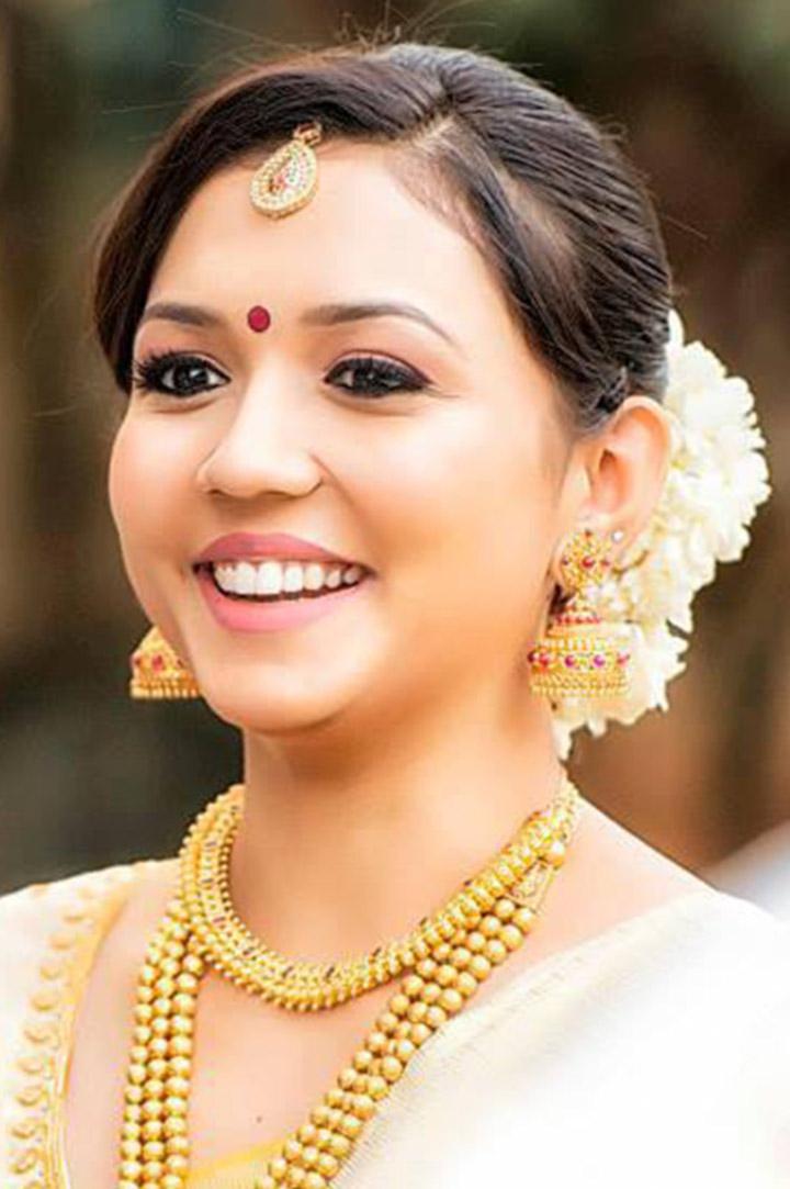 South Indian Bridal Makeup 30 Bridal Makeup Ideas