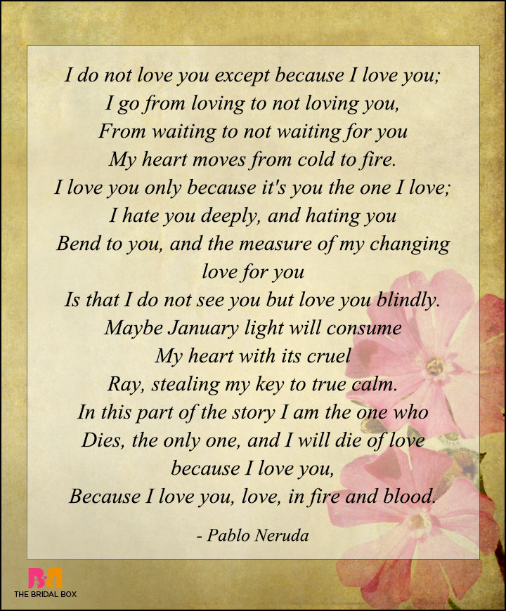 Box Of Love Poem : You and me forever poems