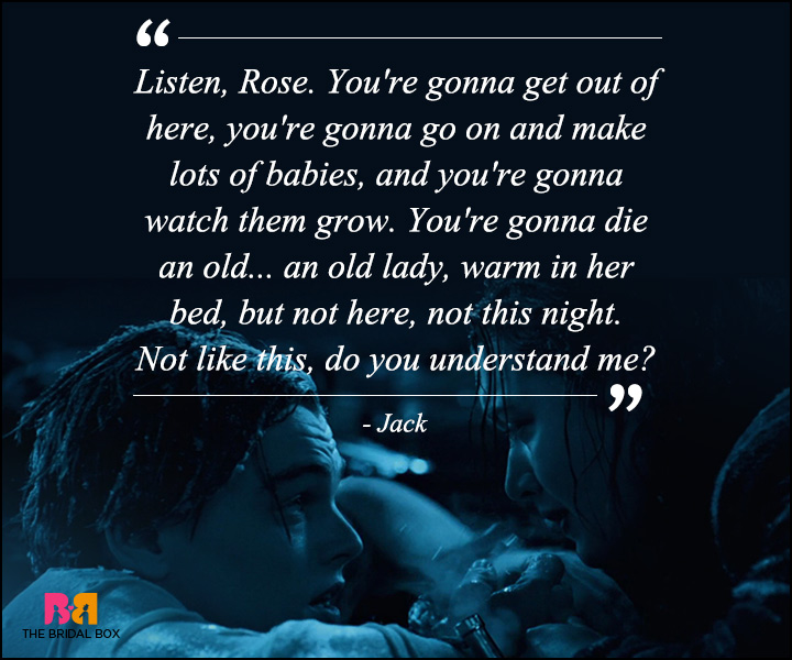Titanic Love Quotes 11 Best Ones From The Classic