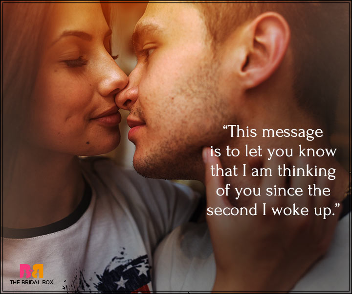 Good Morning Love Messages For Boyfriend 15 Awesome Msgs For Him