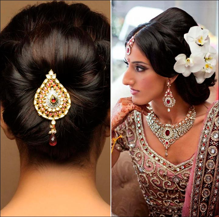 Bridal Hairstyles For Medium Hair 32 Looks Trending This