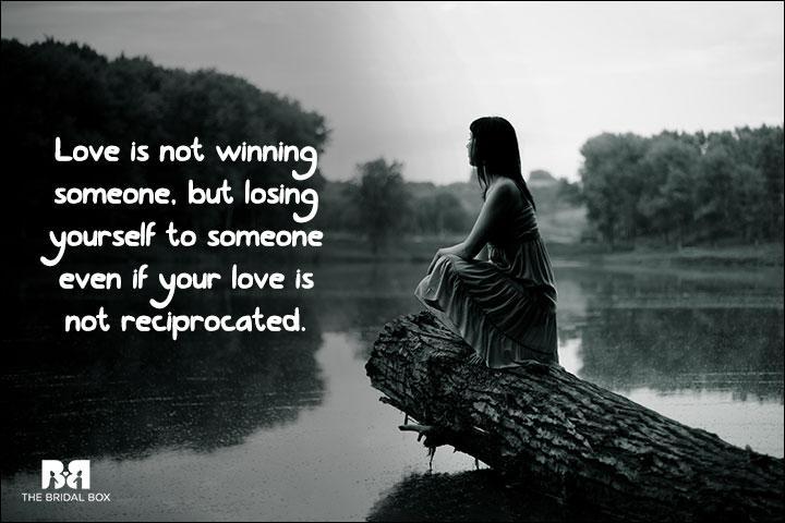 Letting Go Someone You Love Quotes