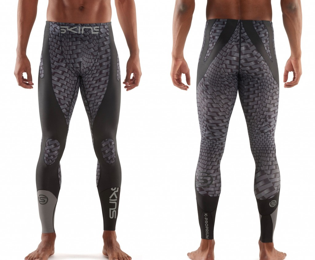 SKINS K-Proprium compression tights skins k-proprium compression tights