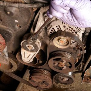 Changing a Car Serpentine Belt | The Family Handyman