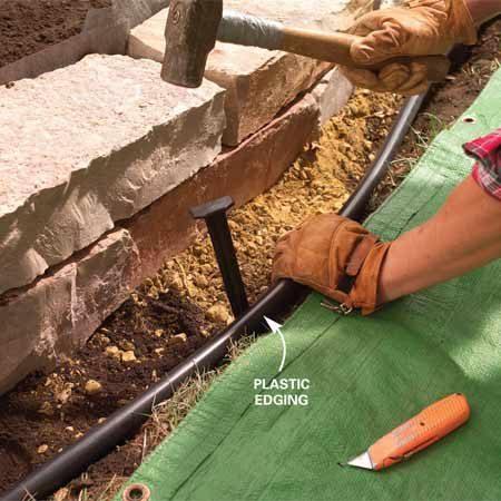 Plastic Lawn Edging Supplieranufacturers At Alibaba Com