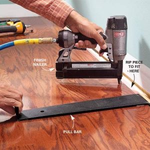 Install Prefinished Wood Flooring   The Family Handyman Photo