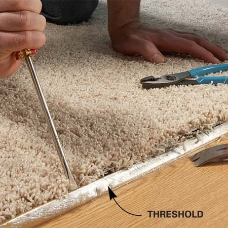 How To Keep Carpet Edge From Fraying Lets See Carpet New