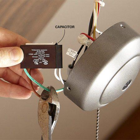 ceiling fan capacitor wiring diagram wiring diagram 5 wire ceiling fan capacitor wiring diagram home design ideas