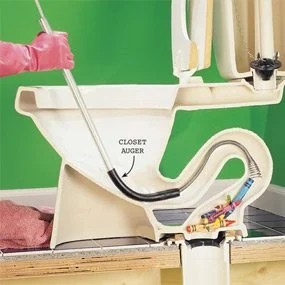 How To Unclog A Toilet Fast The Family Handyman