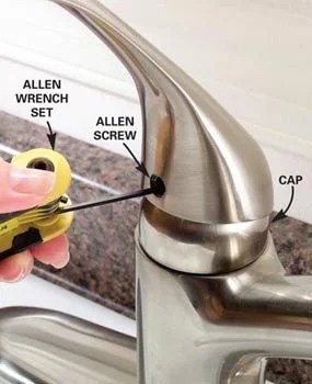 how to fix a leaky faucet diy