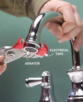 repair a clogged faucet diy