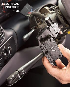 How to Fix IntermittentWiper & Turn Signal Problems on the Multifunction Switch | The Family