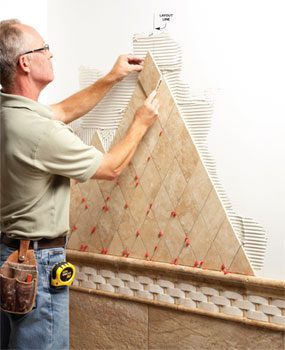 tile installation tips from a tile