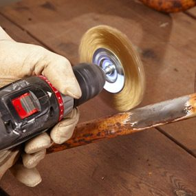 How To Remove Rust From Metal