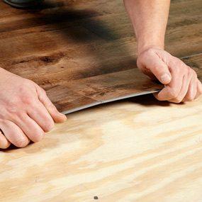 vinyl planking flooring