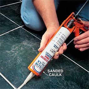 How to Repair Grout That s Cracking   The Family Handyman How to Repair Grout That s Cracking