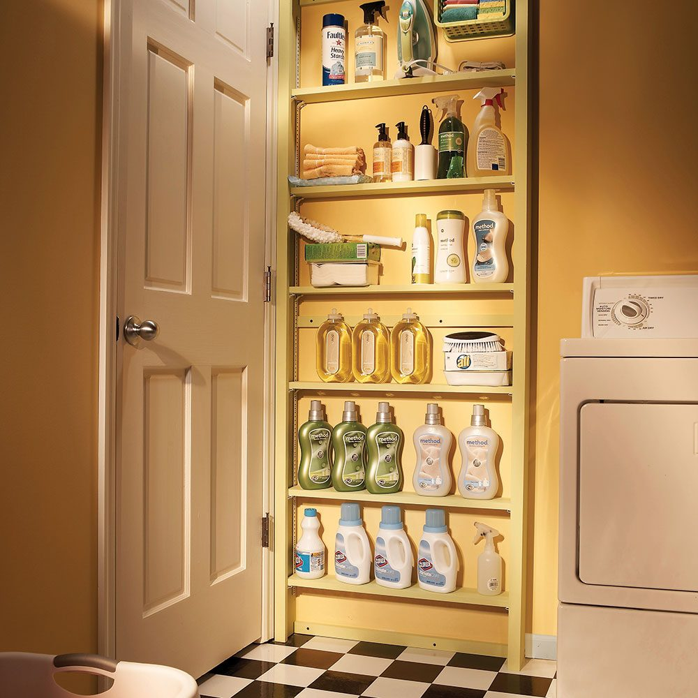 20 Small Space Laundry Room Organization Tips | The Family ... on Small Apartment Organization  id=81130