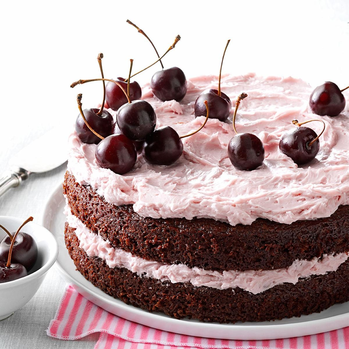 Cherry Cola Cake Recipe