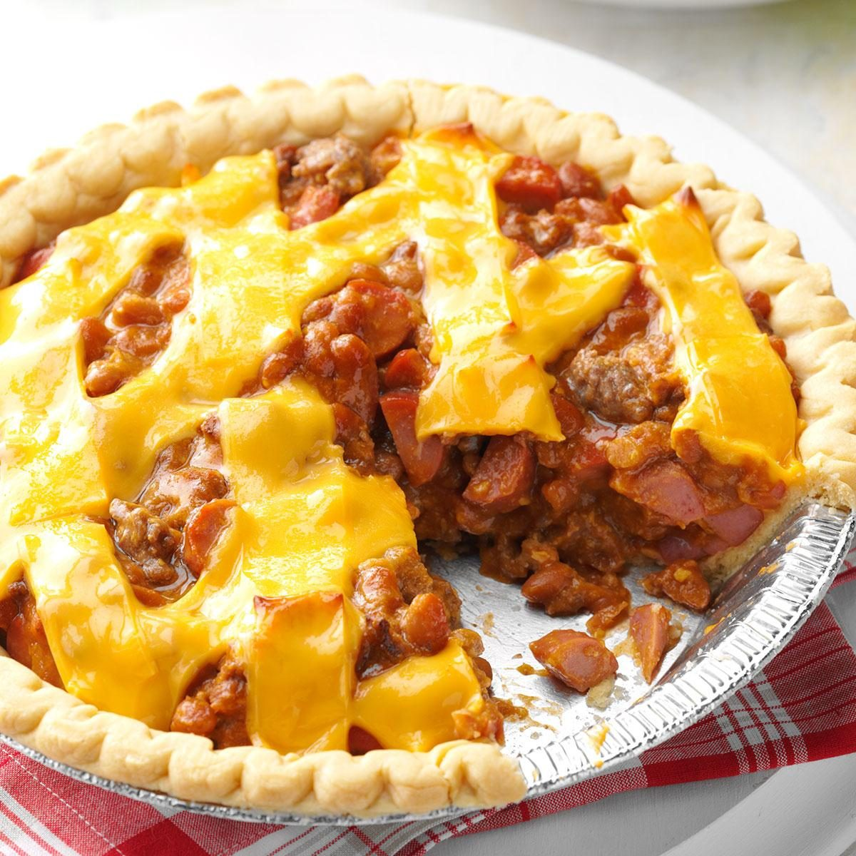 Hot Dog Pie Recipe Taste Of Home