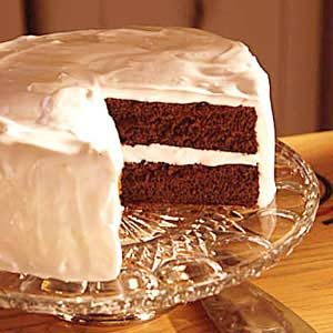 Image result for picture of devil's food cake
