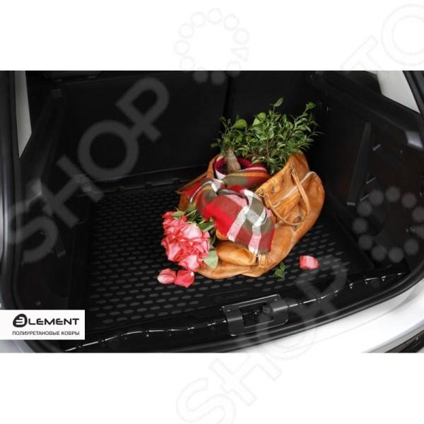 Коврик в багажник Element Lexus GX, 2013, кроссовер, 7-ми ...