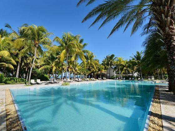 The Ravenala Attitude Mauritius Tropical Sky