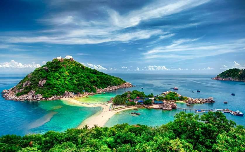 Тао арал, Тайланд