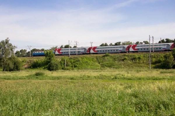 Поезд Двухэтажный, расписание и стоимость билетов на поезд ...
