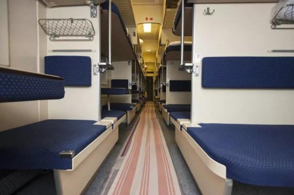 Поезд Балтийский Экспресс, расписание и стоимость билетов ...