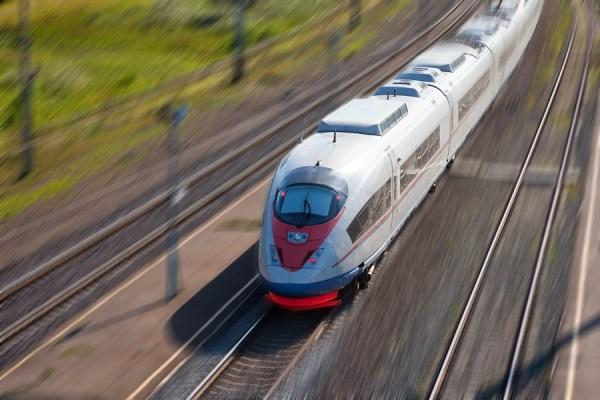 Фото поезда Сапсан — Туту.ру