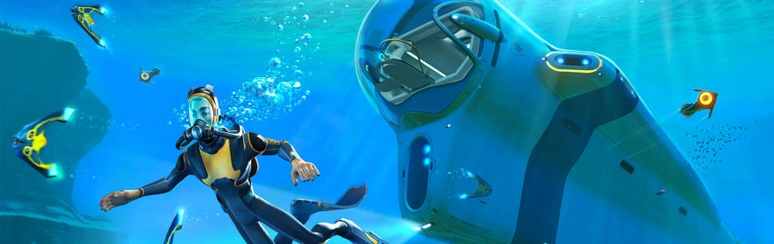 Get the Gift of Subnautica, Now Available Free for a ...