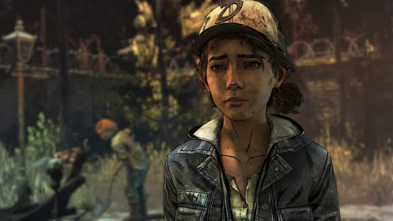The Walking Dead: Final Season - The Walking Dead: A Temporada Final -  Passe de Temporada