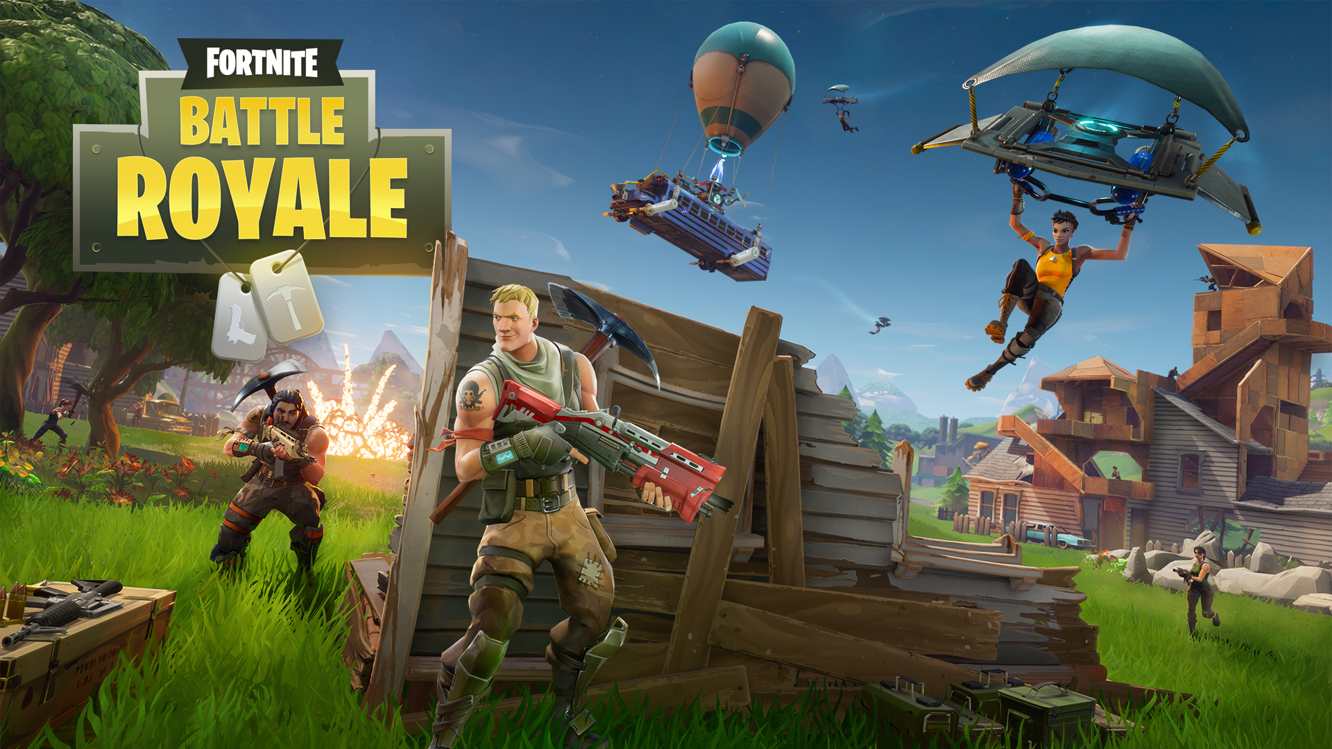 Unreal Engine 4 recebe melhorias de performance graças a Fortnite: Battle Royale
