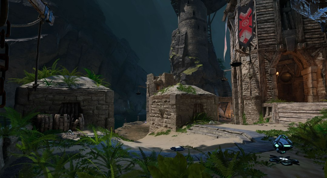 Unreal Tournament - 'Underland' Trailer 3