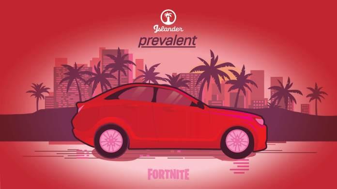 Fortnite Car Islander Prevalent