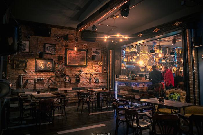 Los 20 Bares Y Restaurantes Con Mejor Diseo Interior Del