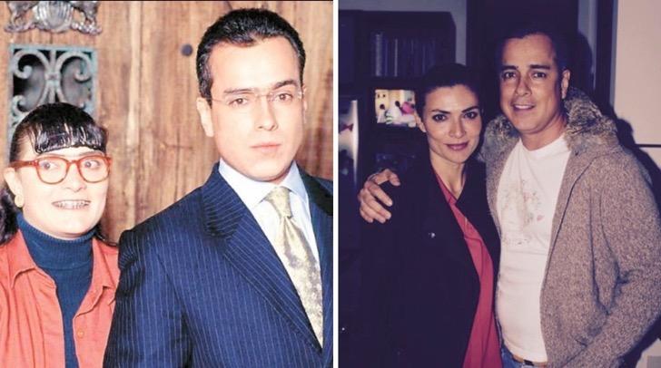 """BETTY LA FEA - 10 """"antes y después"""" de actores que participaron en telenovelas latinas. Se ganaron nuestro cariño"""