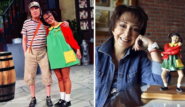 """CHILINDRINA - 10 """"antes y después"""" de actores que participaron en telenovelas latinas. Se ganaron nuestro cariño"""