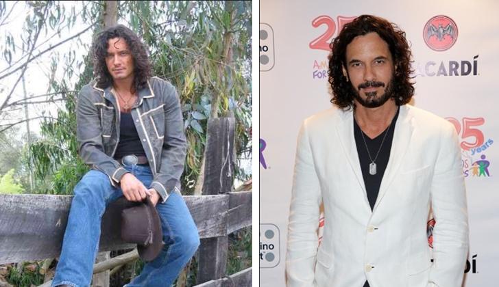 """pasion gavilanes - 10 """"antes y después"""" de actores que participaron en telenovelas latinas. Se ganaron nuestro cariño"""