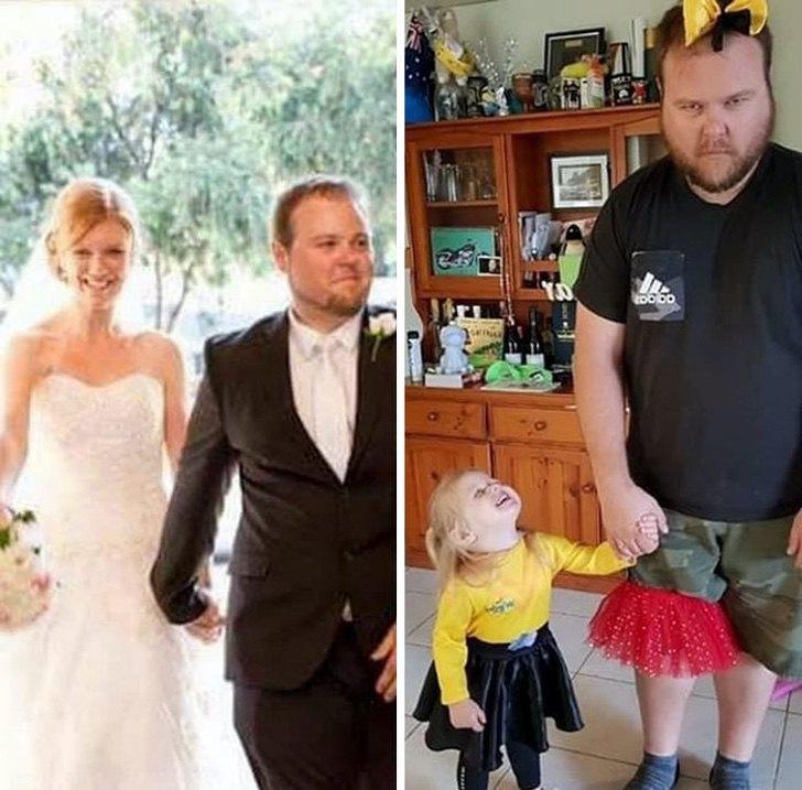 mm2 - 40 divertidas fotos que muestran cómo te cambia la vida después de que tienes hijos. Ya no es igual