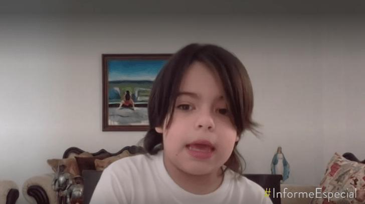 """Captura de Pantalla 2020 12 29 a las 12.13.29 - """"He leído más de 100 libros"""": Niño colombiano de 8 años tiene un CI de 150. Quiere ser neuroquímico"""