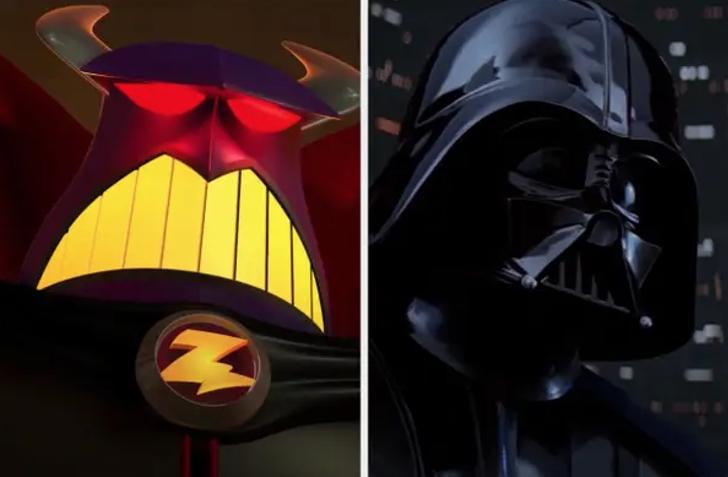 1 39 - 14 veces en que las películas de Pixar hicieron graciosas referencias a otras películas famosas