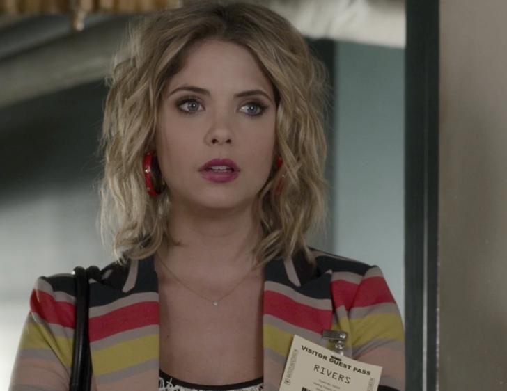 10 14 - 22 mejores y peores cortes de pelo en las series de tv. Sabrina lucía elegante con su melena