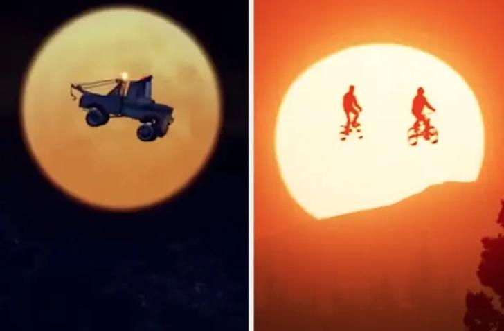 7 36 - 14 veces en que las películas de Pixar hicieron graciosas referencias a otras películas famosas