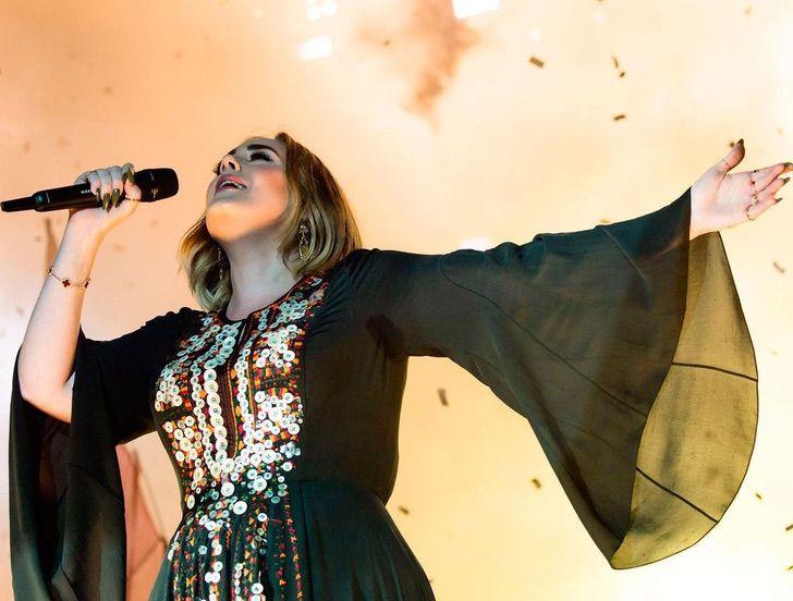adele divorcio millones amor final cantante0002 - Adele llegó a un acuerdo millonario de divorcio con su ex esposo. Al fin tras 2 años de procesos