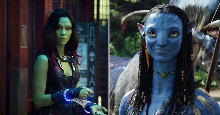 """5 2 - 15 actores que fueron todo unos """"camaleones"""" en Hollywood. Johnny Depp ocultó su belleza"""