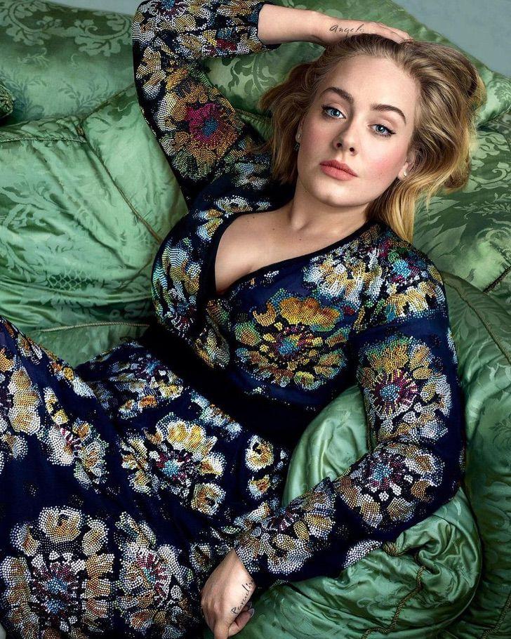 adele ayuda dormir0002 - La música de Adele ayudaría para conciliar el sueño. Un estudio destacó sus relajantes canciones