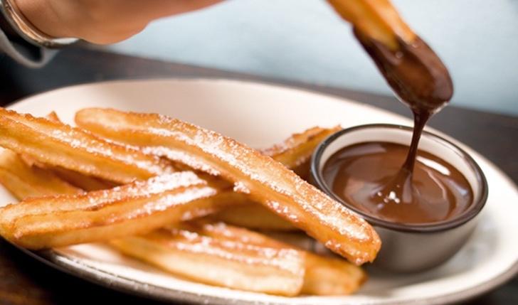 churro patatas alimento sabor infantes sabor0003 - Aprende a hacer deliciosos churros de patata. No solo son deliciosos sino que también alimentan