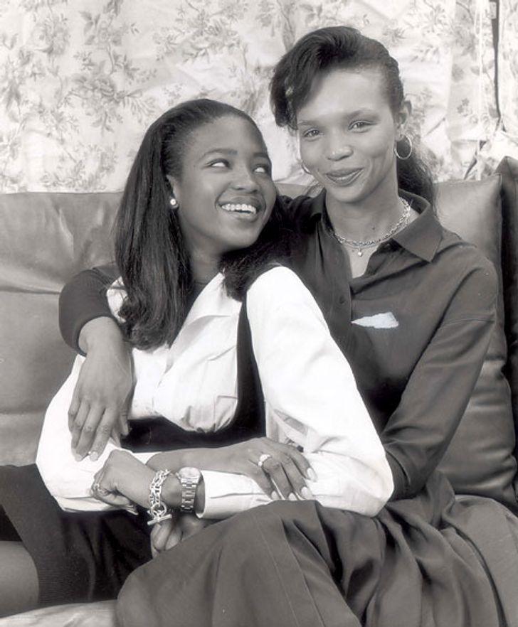 mamas famosas11 - 14 fotos inéditas de las famosas posando junto a sus madres. Beyoncé es igual a su mamá
