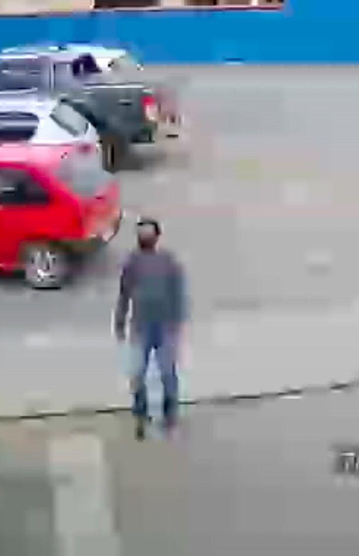 """perrito atropello hombre calle dejo fracturado 1 - Perrito """"atropelló"""" a un hombre en la calle y lo dejó fracturado. Estaba persiguiendo a sus dueños"""